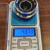 【オールドレンズ】DIMEの付録でレンズの重さを測ってみた