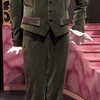 (56)「ポーの一族展」の「宝塚歌劇の世界」ゾーン