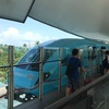 シンガポールのVIVOcityからシャングリラ  までの帰り道♫