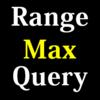 Range Max Query セグメント木
