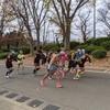 駒沢公園ランのレポ2
