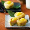 栗きんとんに、バター香りと卵の軽やかさをプラス