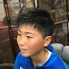 大人が子供のヘアスタイルを真似る時代?(笑)鈴鹿市 子供カット