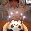 次女スパロウの誕生日