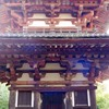 ならびたつふたつの塔、現存が知られるただ一対、当麻寺三重塔