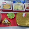 ◎機内食 JAL パリ成田 CDGNRT Y 夕食 DEC15