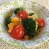 温野菜でビタミンたっぷりサラダ