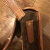 セリーヌのショルダーバッグの修理;「ショルダーストラップが切れた」   ・・・K's factory
