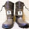 日本野鳥の会の長靴:物静かなツマーが珍しく興奮して買ったオシャレな長靴!
