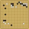 AlphaGo対AlphaZeroの棋譜6