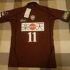 ユニフォーム その16 ヴィッセル神戸 2005年 1st用 半袖 三浦知良選手