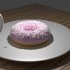 Blenderでドーナツ作り(6) パーティクルを使ったモデリング