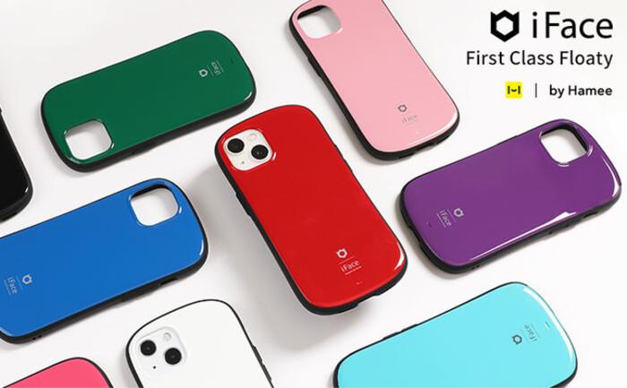 重量が増えたiPhoneにぴったり。軽くてスリムな「iFace」の FloatyからiPhone 13シリーズ対応型が登場