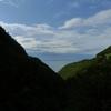 北海道旅行2014・カムイワッカ湯の滝(2014年8月23日)