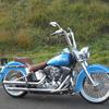 FLSTN ソフテイルデラックス RideWrightWheel(ライドライトホイール)♪♪
