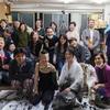 【御礼】小林加世子 with 超・日本画ゼミ モーレツシロウト「せいを引き摺る -顕わになる境界を見つめて-」終了しました