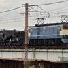 第1030列車 「 回4-1 シキ800形(B2梁)の送り込み回送を狙う 」