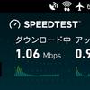 制限がかかったWonderlink LTE F 700kbps、ここからが本領発揮だ!