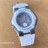 小3の娘、腕時計デビュー。キュートな白いBaby-Gを中古で買いました