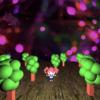 【Unity】木に衝突すると爆発のパーティクルを発生させ、プレイヤーを爆風で飛ばす