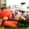【時短料理】 シャトルシェフとレコルトカプセルカッター☆野菜たっぷりな2歳児のごはんメニュー<まとめ>
