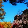 サントリー白州蒸留所へ♪青空と紅葉とレストラン