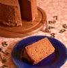 葛粉入りチョコシフォンケーキ