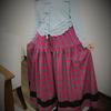 【ないなら作ればいいじゃない】ロングスカートを作ってみた【手作り】【スカート】【ソーイング】