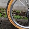 Bromptonカスタム - タイヤをシュワルベ ワン に交換した
