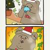 悲熊「いつものクセ」
