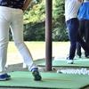 練習場でゴルフシューズってどうなのかな⁉