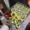 《済州島》東門在来市場で食べ歩き