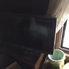 不要になった液晶テレビの処分作業  −兵庫県川西市−