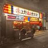 懐古的な雰囲気が似合う街、上野