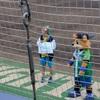 鎌ヶ谷スタジアムに行ってきました♪ 4/22 日ハム2軍vsベイスターズ2軍