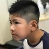 七五三の写真撮影…用✨✨#子供カット 鈴鹿市ヘアサロン