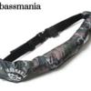 【bassmania】刺繍ロゴ入りのライジャケ「膨脹式ライフベルト水感知機能付き」通販予約受付中!