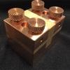 純銅端子台がモデル