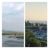 長岡の花火は日本三大花火の一つに相応しい素晴らしい花火でした!vol1.上越新幹線「とき」