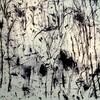 櫻木画廊の中津川浩章展「ここにあって、ここにないもの」を見る