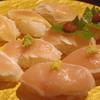 鶏のお寿司いろいろ 三ノ宮の地鶏は安東