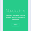 Web技術でネイティブアプリ風にするJavaScriptライブラリまとめ