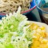 土曜日のOLが作る天ぷら蕎麦