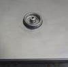 KVASS 遮熱テーブル 天板折り畳み式 ステンレス製!⑦ 専用の遮熱板の固定 訂正!