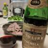 にちよ記:ROMEIRA PALMELAを飲んでいる&ウチワ作り