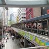【香港201905】世界最長ヒルサイドエスカレーター (ウォン・カーウァイ映画スポット)