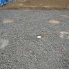 井原市の平屋の家 新築工事 鎮め物を埋納しました