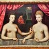 【ルーブル美術館旅行記】1:絵画だけで4時間。まずは2階・フランス絵画、北ヨーロッパ絵画