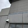 外壁解体・防水シート貼った・排水組みなおし