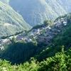 光岳(2591m)南アルプス